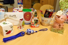 Weihnachtswichteln mit der Aktivitas